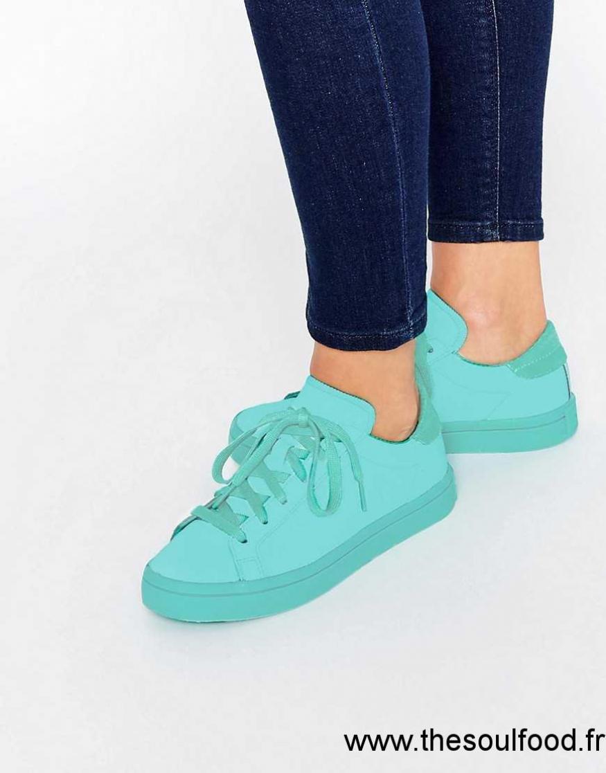 Adidas Vert Vif Vantage Colour Originals Court Super Menthe SpzjLMVqUG