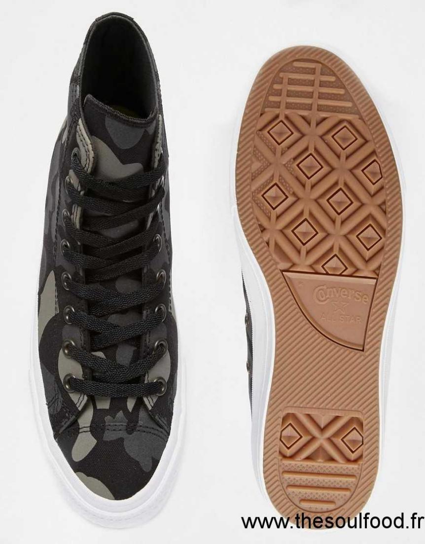 converse chuck taylor all star ii tennis montantes noir 151157c homme noir chaussures. Black Bedroom Furniture Sets. Home Design Ideas