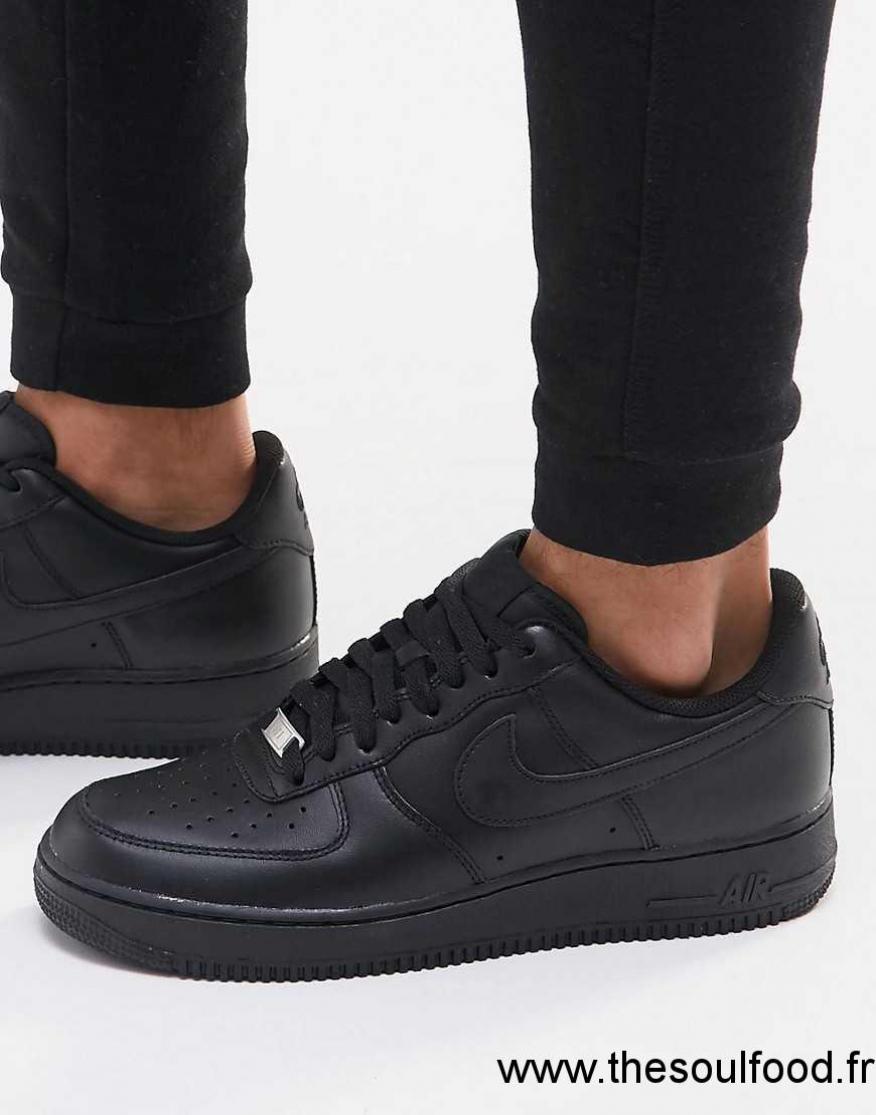 air force chaussure noir d5f9e5