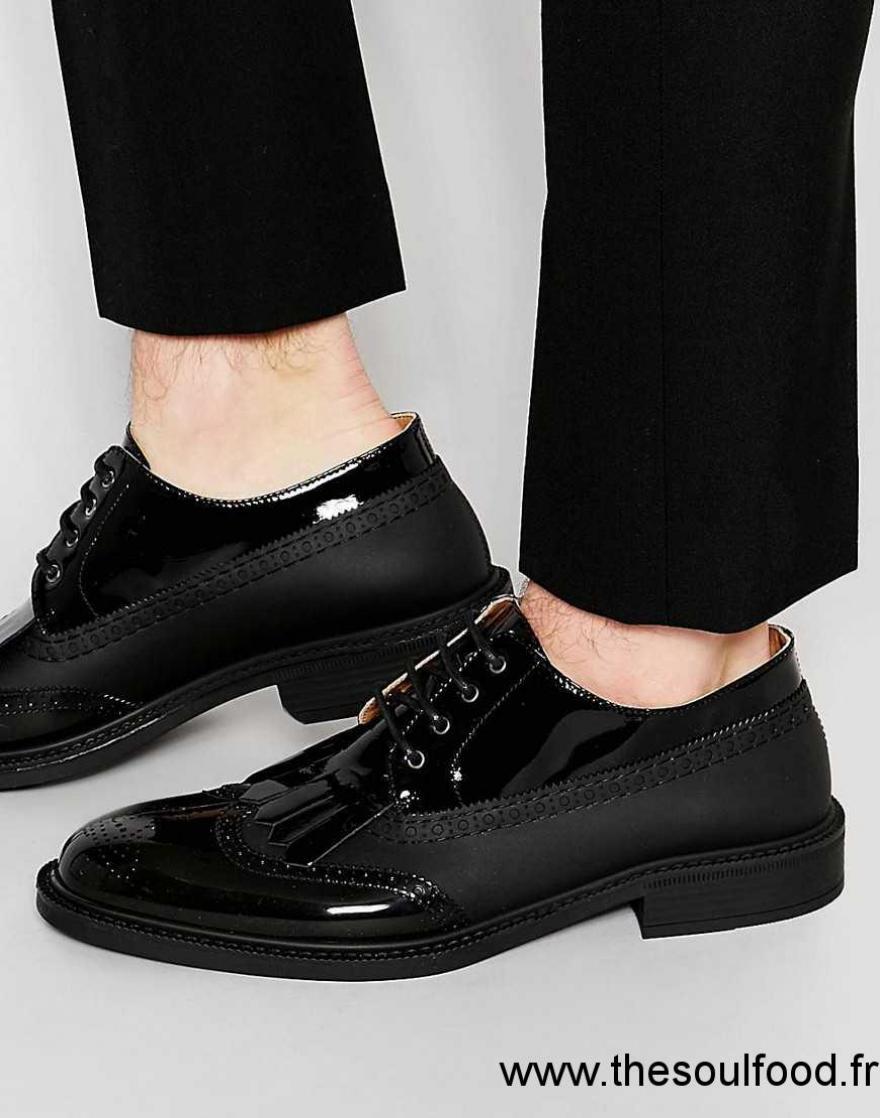 vivienne westwood chaussures richelieu homme noir chaussures vivienne westwood france wn51004542. Black Bedroom Furniture Sets. Home Design Ideas